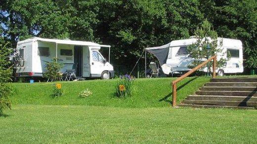 Camping de Freaudour