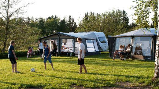 Le Camping du Lac