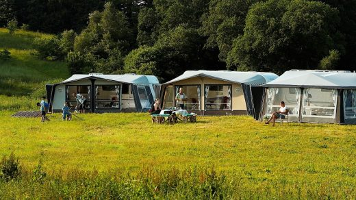 Camping le Coiroux