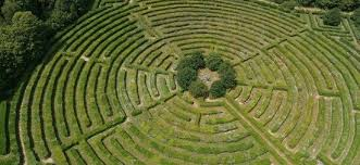 Labyrinthe géant des Monts de Guéret