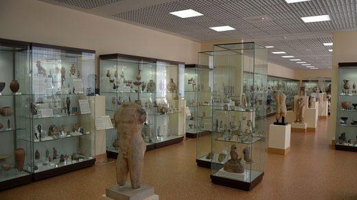 Musée d'archéologie et du patrimoine Marius Vazeilles